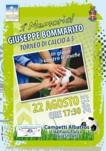 2 ° memorial Giuseppe Bommarito
